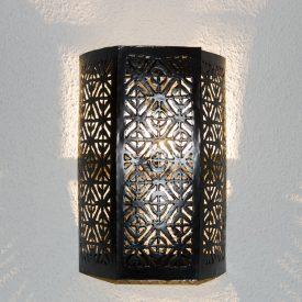 Openwork Iron Wall Lamp - Tamasik Model