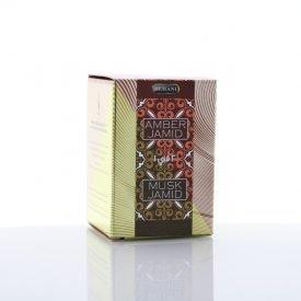 Ambar with Musk - Solid Perfume - Hemani - 25 gr