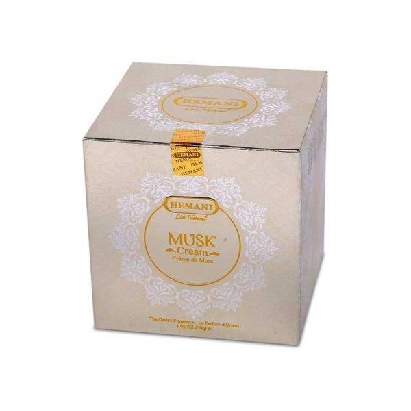 Musk in Cream - Premium Quality - Resin - 30 gr