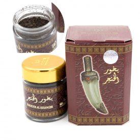 Bakhour Al Khanger - Burning Oud Powder - 50 gr