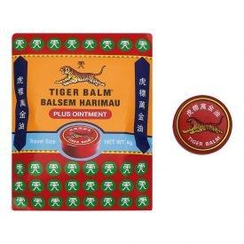 Original Tiger Balm - Bag Tin Format - 4 gr