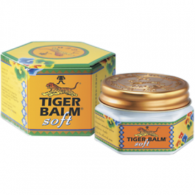Soft Tiger Balm - Lavender Smell - Head and Muscle Pain - 25 gr