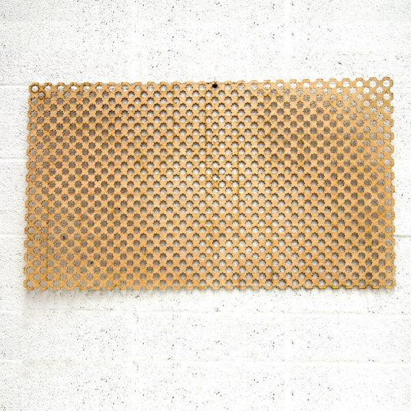 Wooden Lattice - Murabba Model - 100 x 60 cm