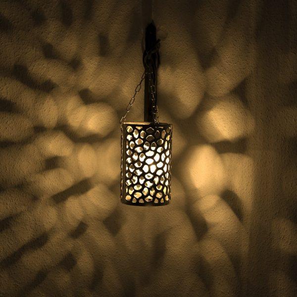 Aluminum Cylinder Ceiling Lamp - Bahar Model