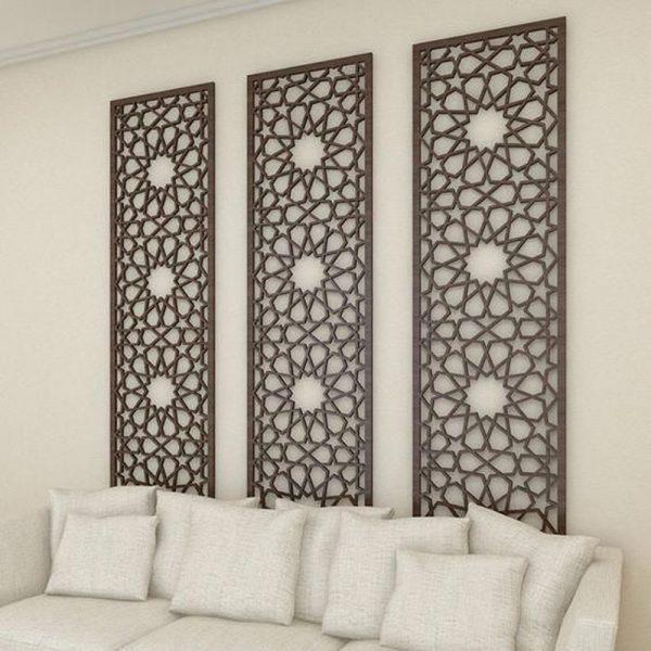 Headboard Bed - Sofa - 240 x 50 cm - Design Star Alhambra