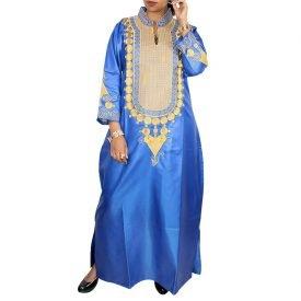African Costume Woman - Model Bint
