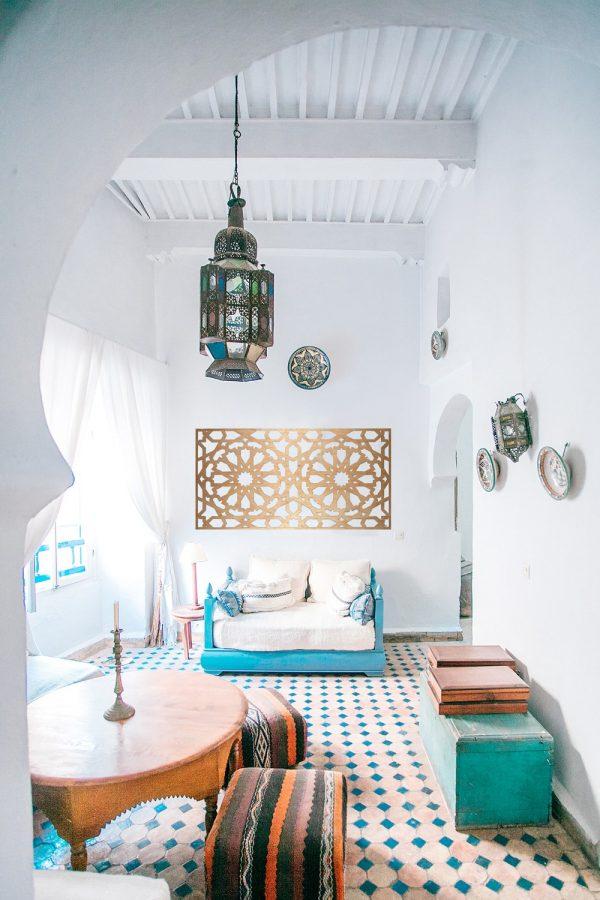 Alhambra Bed Headboard - 160 x 80 x 1 cm - Wood Lattice