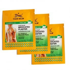 Pack 2 Patches Tiger Balm - Muscle Aches - Cold Effect