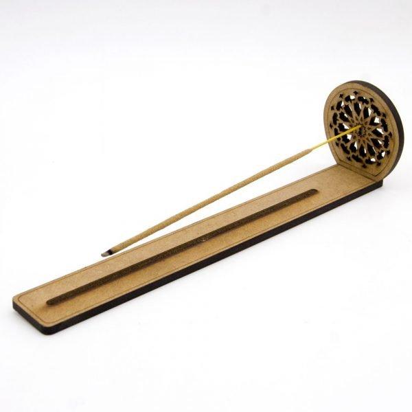 Tablets for burning aromatic incense sticks,. Arab, Moorish, Andalsí designs.