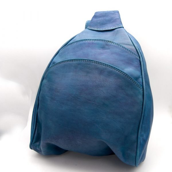 leather shoulder bag backpack