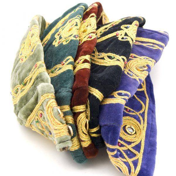 Arab Hat - Velvet - Man Hat - Braham Model