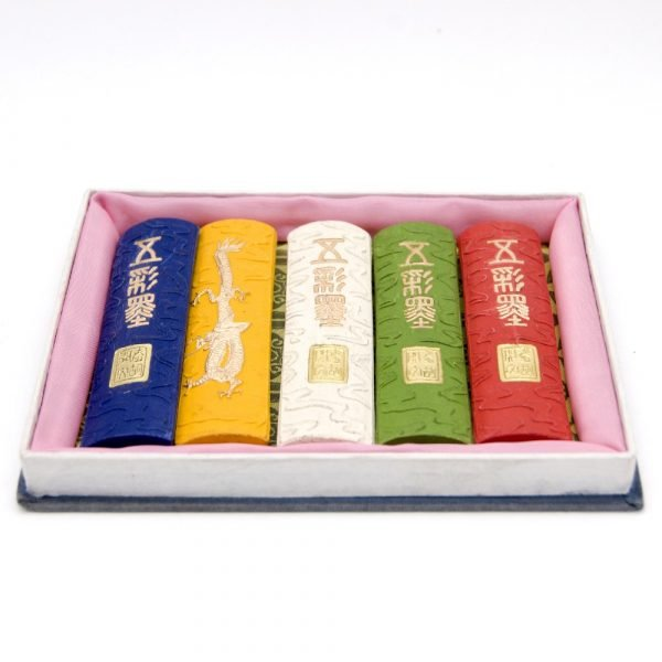 Chinese ink pack - Various colors - sumi bar