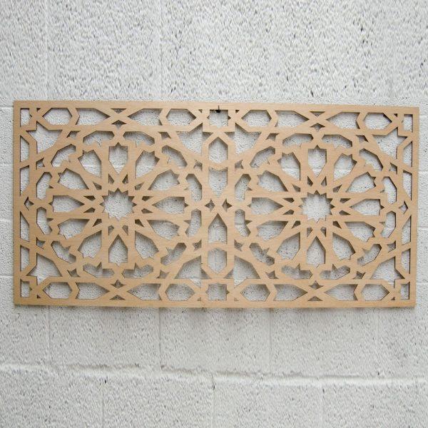 Arabian Celosia 100cm x 60cm - Alhambra Design