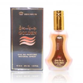 Eau de Parfum Arabic Golden Spray 35 ml - Al Rehab