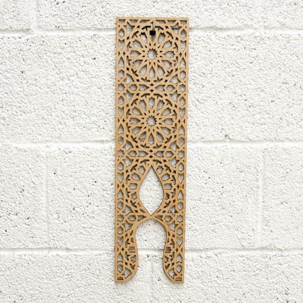 Arabic Wood Lattice - 50 x 13 - Model BAB-ALHAMBRA