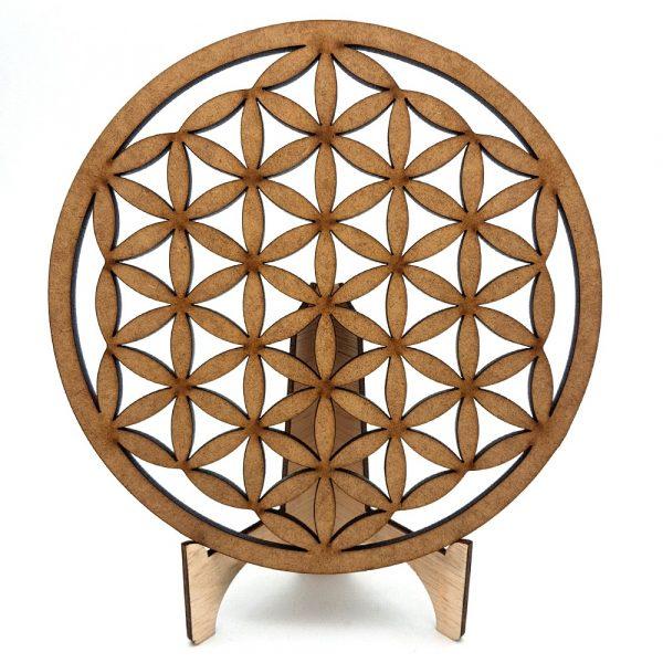 Arabic lattice -Salvamantel - Plate holder -Hayat design