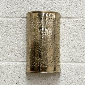 Apply Arabic Cylinder - Nickel Plated Brass- Samawat Model