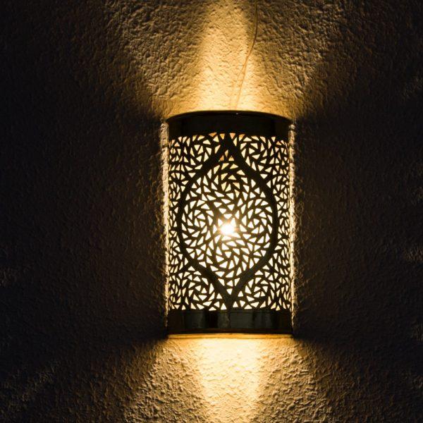 Apply Arabic Cylinder - Nickel Plated Brass- Qatarat Model