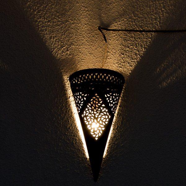 Wall Lamp - Copper and Brass - Aldarae Iznain Model