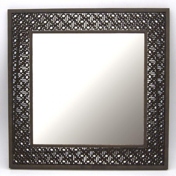 Arabic Decoration Mirror - Laser Cut - Kalim Model