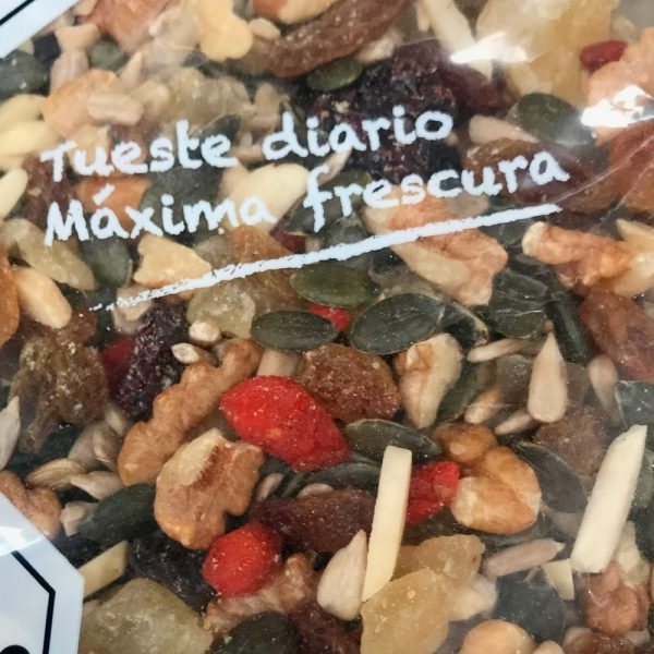 Special Salad Mix - Fruits and Dried Fruits - 1 kg