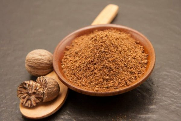 Ground Nutmeg - 100% Quality - Ruca - Oriental spices