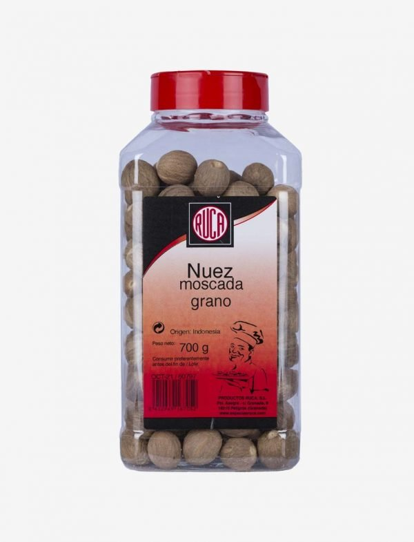 Nutmeg Grain - 100% Quality - Ruca - Oriental spices