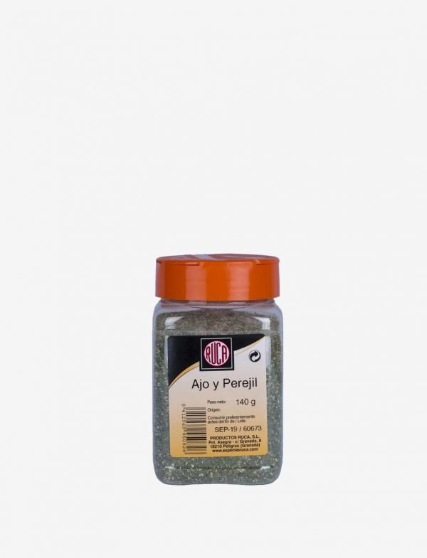 Granulated Garlic and Dried Parsley - 100% Quality - Ruca