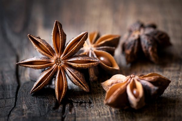 Star Anise / Badiana - Oriental spices - Ruca - 50