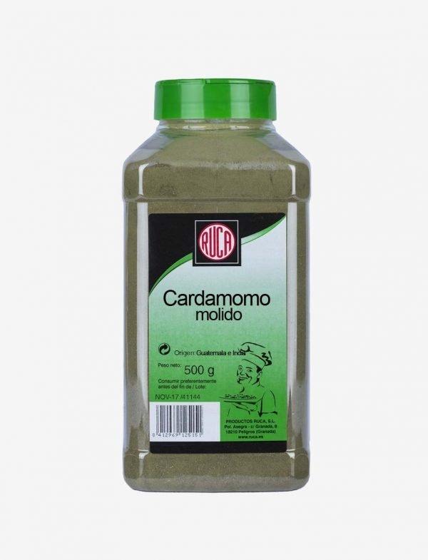 Ground Cardamom - Great Quality - Ruca - 500gr