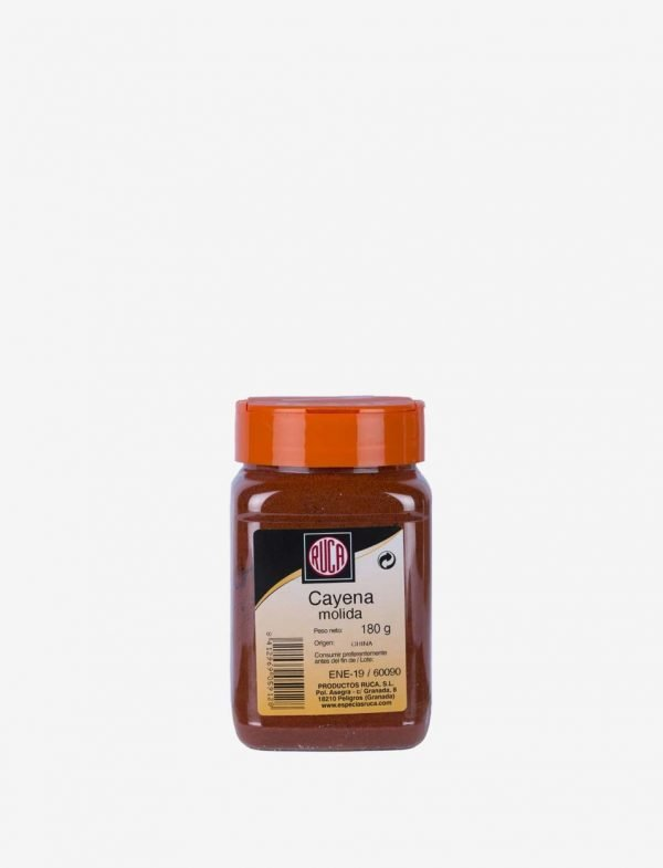 Cayenne / Chili Pepper - Oriental Spice Selection - Ruca