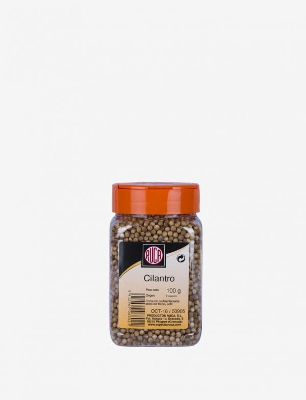 Coriander in Grain - Oriental spices selection - Ruca