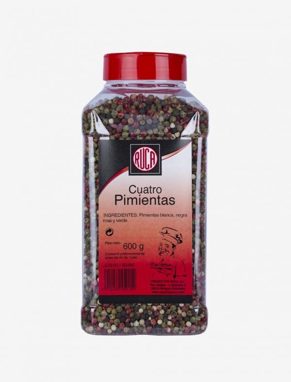 Four Peppers Mix - Orient Spice Selection - Ruca