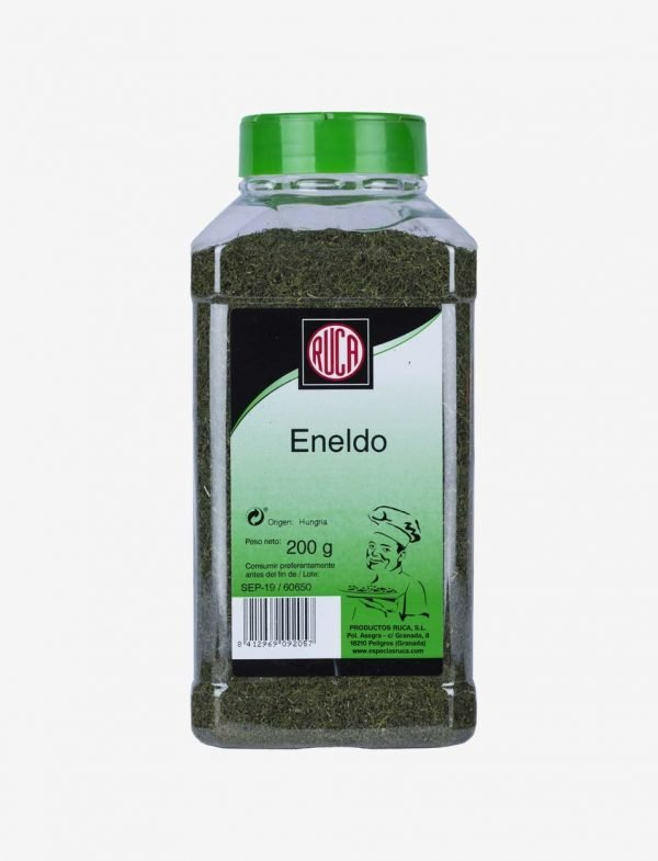 Dried Dill - Oriental Spice Selection - Ruca