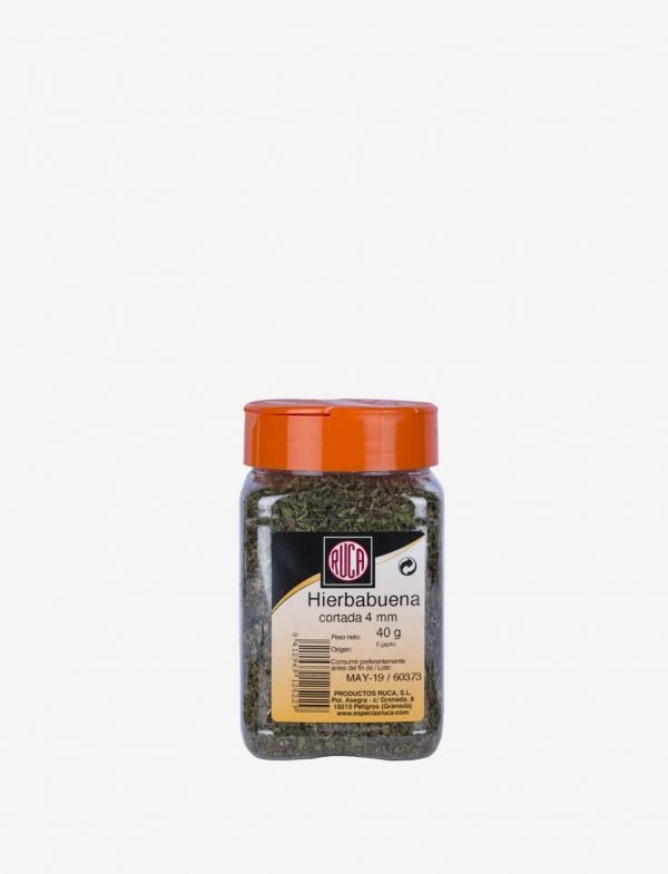 Sliced Peppermint - Oriental Spice Selection - Ruca