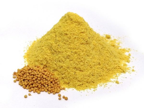 Ground Yellow Mustard - Oriental Spice Selection - Ruca - 650gr