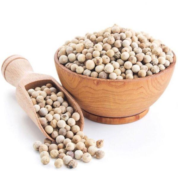 White Pepper Grain - Oriental Spice Selection - Ruca