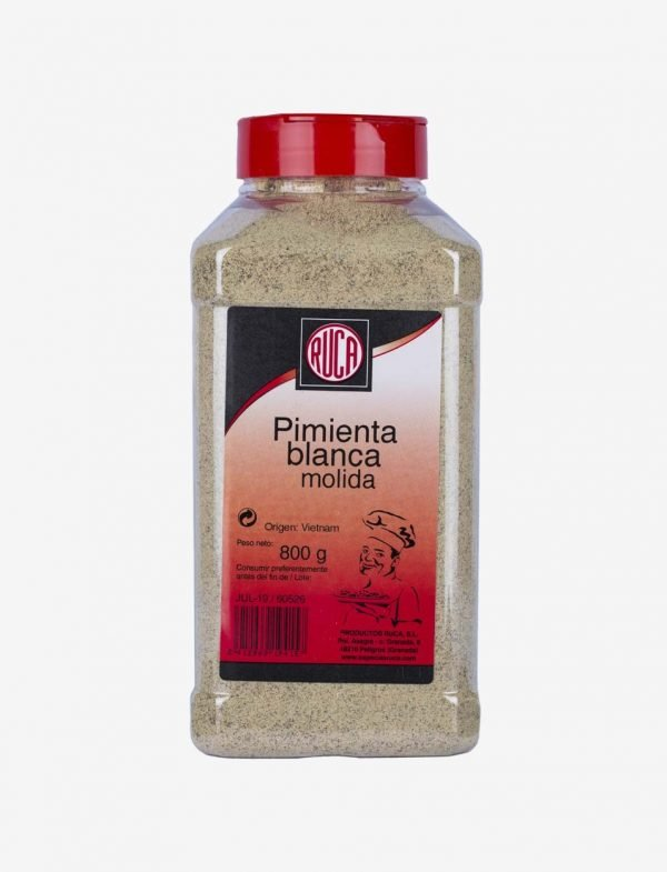Ground White Pepper- Oriental Spice Selection - Ruca