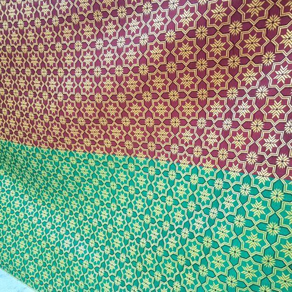 Decorative Fabric Ceilings 150 cm Mekness - Arabic Decoration Jaima Tetería Restaurant