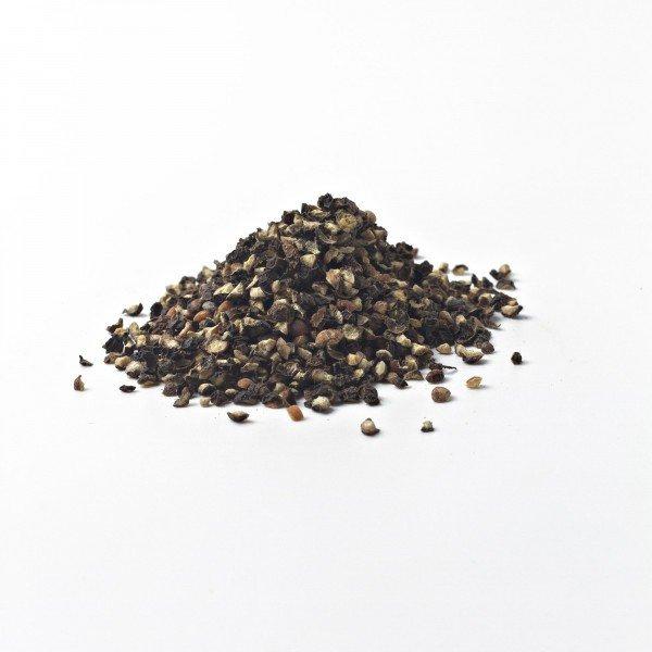 Quartered Black Pepper - Oriental Spice Selection - Ruca