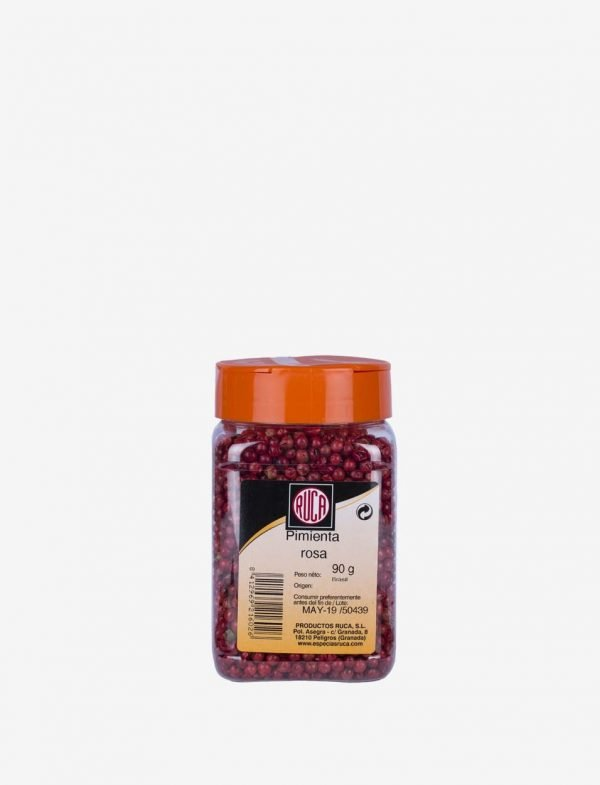 Pink Pepper Grains- Oriental Spice Selection - Ruca