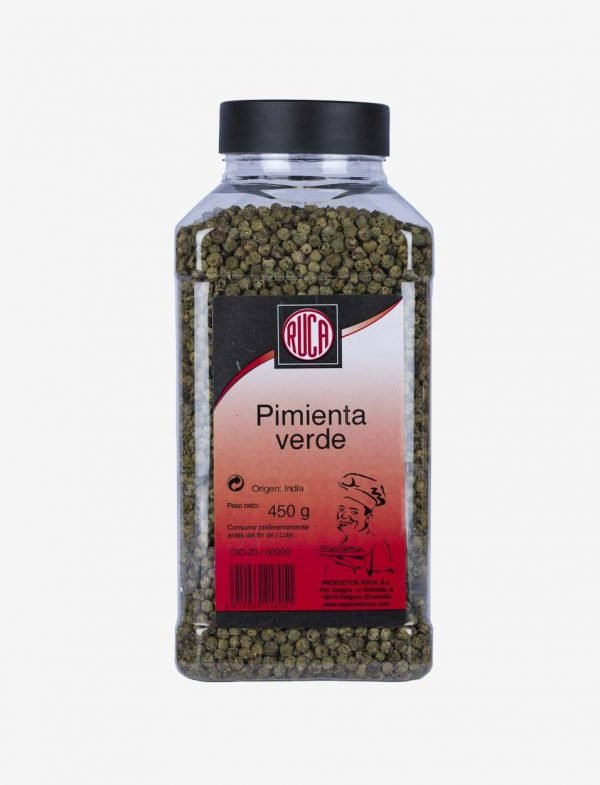 Green Pepper Grains - Oriental Spice Selection - Ruca