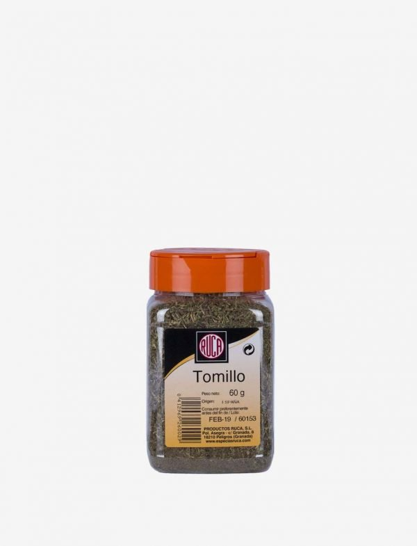 Dried thyme leaf - Oriental Spice Selection - Ruca