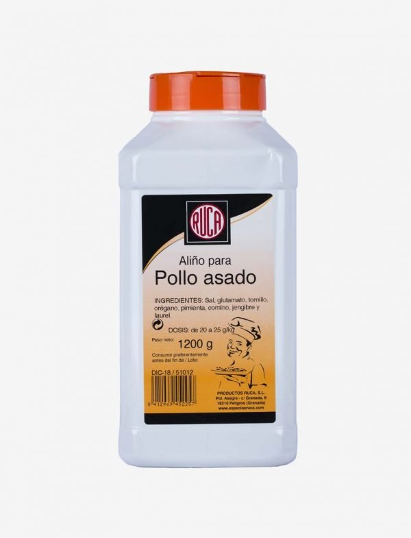 Dressing for Poultry / Roast Chicken - Oriental Spice Selection - Ruca