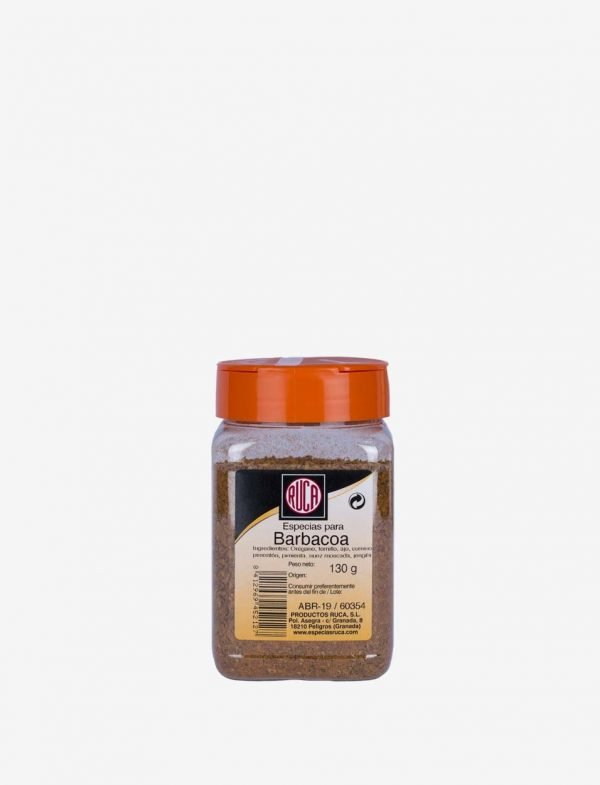 Spice Dressing for Barbecue - Oriental Spice Selection - Ruca