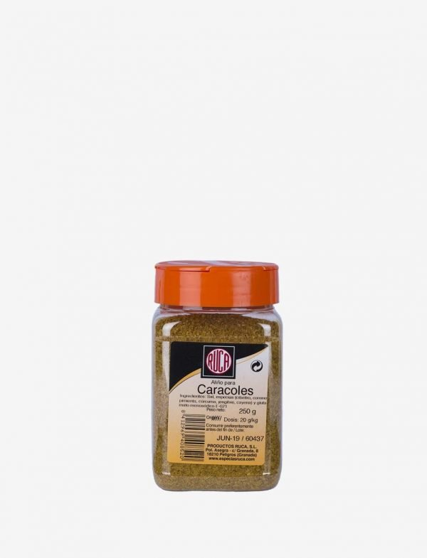 Spices Dressing for Snails - Eastern Spice Selection - Ruca