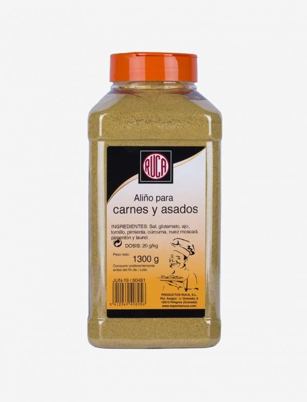 Spices Dressing Meats and Roasts - Oriental Spice Selection - Ruca