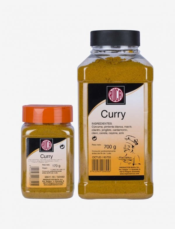 Special Curry Mix - Oriental Spice Selection - Ruca