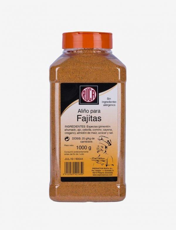 Spice Dressing for Fajitas - Oriental Spice Selection - Ruca