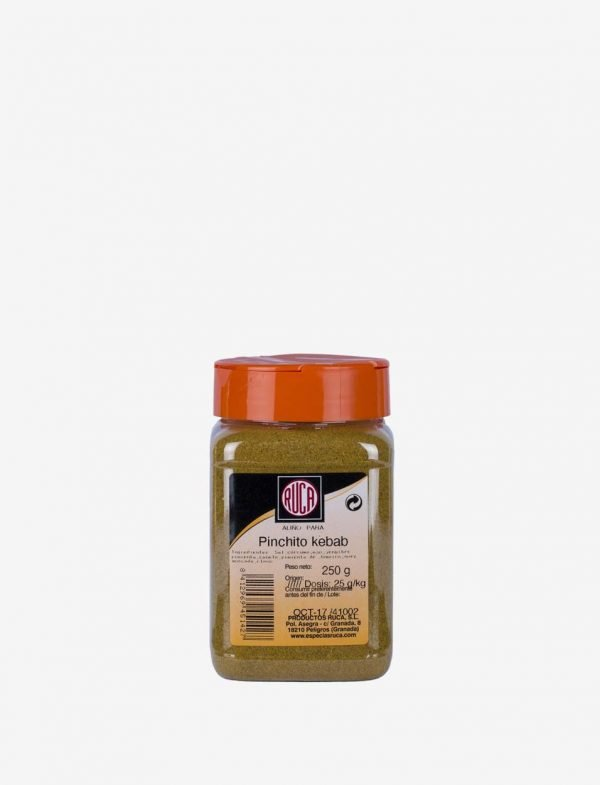 Kebab Spice Dressing - Shawarma - Oriental Spices Selection - Ruca